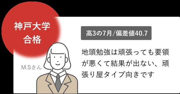 神戸大学合格